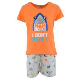 Παιδικό Σετ-Σύνολο Hashtag 214811 Πορτοκαλί Αγόρι