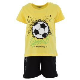 Παιδικό Σετ-Σύνολο Hashtag 214803 Κίτρινο Αγόρι