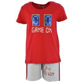 Παιδικό Σετ-Σύνολο Hashtag 214806 Κόκκινο Αγόρι
