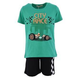 Παιδικό Σετ-Σύνολο Hashtag 214807 Πράσινο Αγόρι