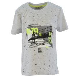 Παιδική Μπλούζα Hashtag 214730 Μελανζέ Αγόρι