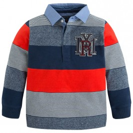 Παιδική Μπλούζα Mayoral 4104 Μπλε Αγόρι