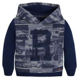 Παιδική Μπλούζα Mayoral 4440 Μπλε Αγόρι