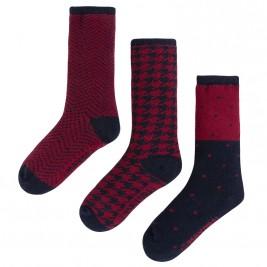 Παιδικές Κάλτσες Σετ Mayoral 10033 Μπορντώ Αγόρι