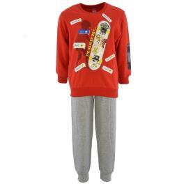 Παιδική Φόρμα-Σετ Joyce 211355 Κόκκινο Αγόρι