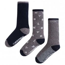 Παιδικές Κάλτσες Σετ Mayoral 10034 Γκρι Αγόρι