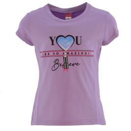 Παιδική Μπλούζα Joyce 211594 Λιλά Κορίτσι