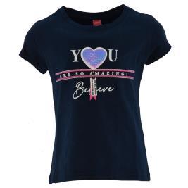Παιδική Μπλούζα Joyce 211594 Μπλε Κορίτσι