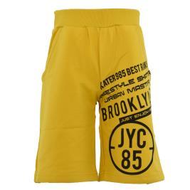 Παιδική Βερμούδα Joyce 211794 Κίτρινο Αγόρι