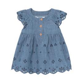 Βρεφικό Φόρεμα Mayoral 21-01810-005 Denim Κορίτσι