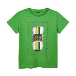 Παιδική Μπλούζα Mayoral 21-03039-038 Πράσινο Αγόρι