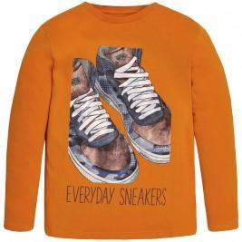Παιδική Μπλούζα Mayoral 7008 Πορτοκαλί Αγόρι