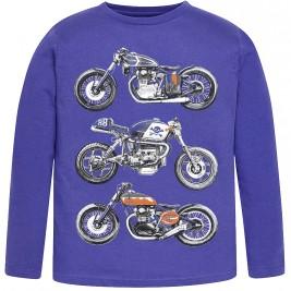 Παιδική Μπλούζα Mayoral 7018 Μωβ Αγόρι