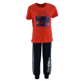 Παιδική Φόρμα-Σετ Joyce 211356 Κόκκινο Αγόρι