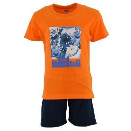 Παιδικό Σετ-Σύνολο Joyce 211383 Πορτοκαλί Αγόρι