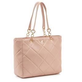 Γυναικεία Τσάντα Verde 16-0006018 Dusty Pink