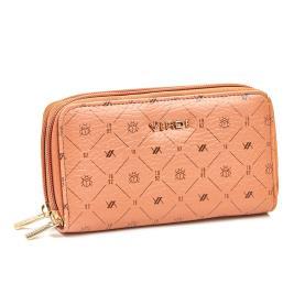 Γυναικείο Πορτοφόλι Verde 18-0001145 Κάμελ