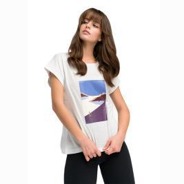 Γυναικεία Μπλούζα Anel 49110 Λευκό