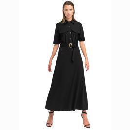 Γυναικείο Φόρεμα Anel 58425 Μαύρο