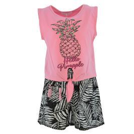 Παιδικό Σετ-Σύνολο Εβίτα 214062 Ροζ Κορίτσι