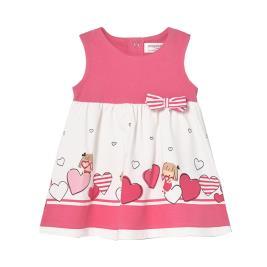 Βρεφικό Φόρεμα Mayoral 21-01811-084 Ροζ Κορίτσι