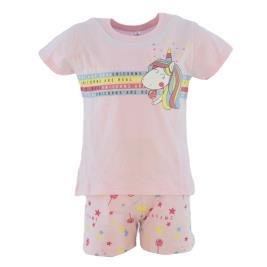 Παιδική Πυτζάμα Dreams 212106 Ροζ Κορίτσι