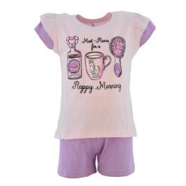Παιδική Πυτζάμα Dreams 212107 Ροζ Κορίτσι