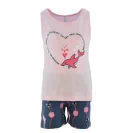 Παιδική Πυτζάμα Dreams 212509 Ροζ Κορίτσι
