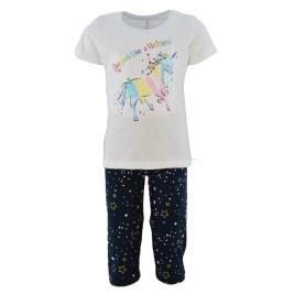 Παιδική Πυτζάμα Dreams 212501 Λευκό Κορίτσι