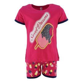 Παιδική Πυτζάμα Dreams 212508 Φούξια Κορίτσι