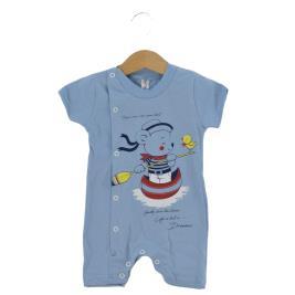 Βρεφική Πυτζάμα Dreams 212060 Γαλάζιο Αγόρι