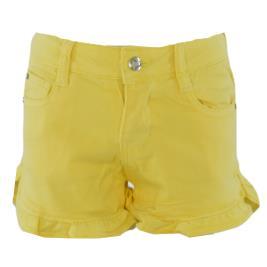 Παιδικό Σορτς Joyce 214536 Κίτρινο Κορίτσι