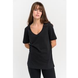 Γυναικεία Μπλούζα Anel 49082 Μαύρο