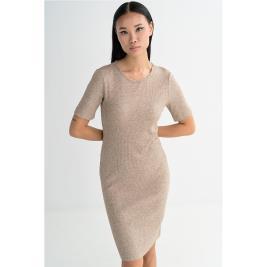Γυναικείο Φόρεμα Anel 58475 Μπεζ