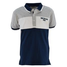 Παιδική Μπλούζα New College 32-9028 Μελανζέ Μαρέν Αγόρι