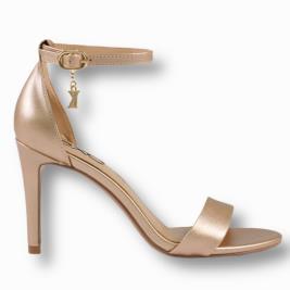 Γυναικείο Πέδιλο Exe Rebeca-931 Ροζ Χρυσό