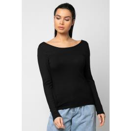 Γυναικεία Μπλούζα Noobass 01-17 Μαύρο