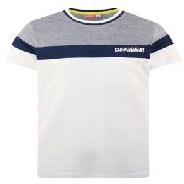 Παιδική Μπλούζα Energiers 12-221129-5 Λευκό Αγόρι