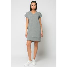Γυναικείο Φόρεμα Noobass 04-11 Γκρι