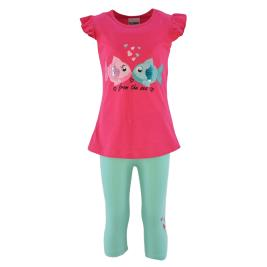 Παιδικό Σετ-Σύνολο Trax 39206 Φούξια Κορίτσι