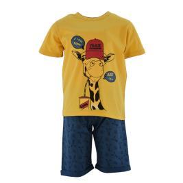 Παιδικό Σετ-Σύνολο Trax 39417 Μουσταρδί Αγόρι