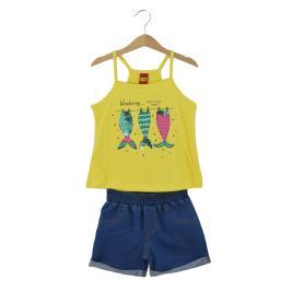 Παιδικό Σετ-Σύνολο Trax 39200 Κίτρινο Κορίτσι