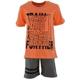 Παιδικό Σετ-Σύνολο Trax 39337 Πορτοκαλί Αγόρι