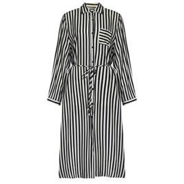 Γυναικείο Φόρεμα Celestino SH1770.8766 Μπλε Λευκό