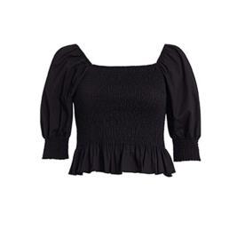 Γυναικεία Μπλούζα Celestino SH7987.4950 Μαύρο
