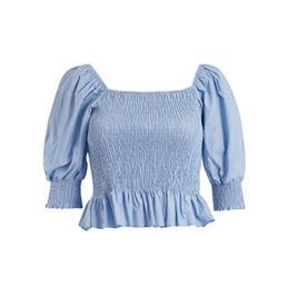Γυναικεία Μπλούζα Celestino SH7987.4950 Γαλάζιο