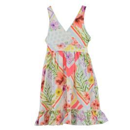 Παιδικό Φόρεμα Εβίτα 214040 Φλοράλ Κορίτσι