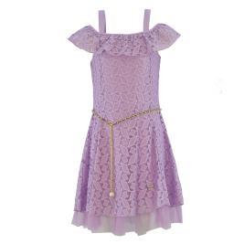 Παιδικό Φόρεμα Εβίτα 214024 Λιλά Κορίτσι