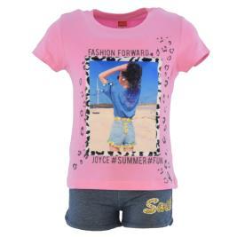 Παιδικό Σετ-Σύνολο Joyce 211551 Ροζ Κορίτσι