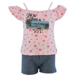 Παιδικό Σετ-Σύνολο Joyce 211550 Ροζ Κορίτσι
